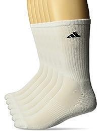 timeless design 6d812 6d510 adidas da Uomo Athletic 6-Pack Calzini, Uomo, Calze, Mens Athletic  Cushioned