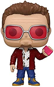 Funko Pop! Movies: Fight Club- Tyler Durden w/Chase and Buddy (Styles may Vary), Action Figure - 47165