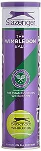 Slazenger Wimbledon 4 Tennis Ball Can Review 2018