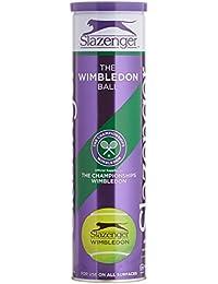 Wimbledon Slazenger 2015 Tennis Ball - 4 Pack