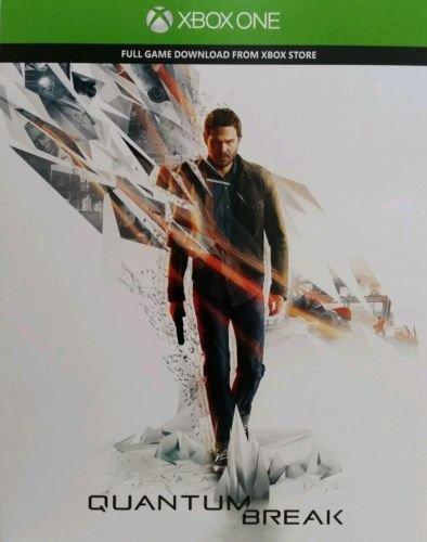 Quantum Break - [Xbox One Game Download-Karte] - volle Spielversion Download von Xbox Store