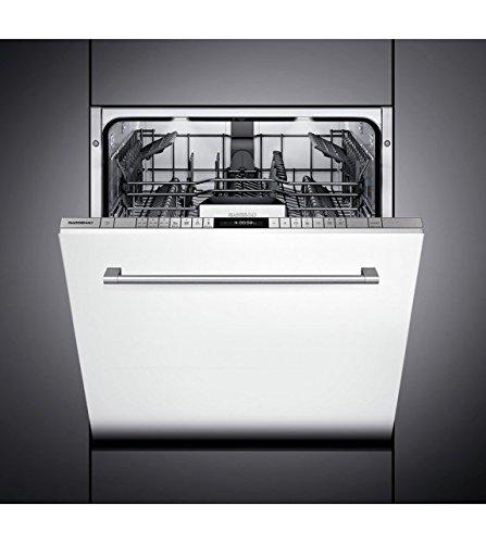 Gaggenau DF 260vollständig integriertes 16313places A + + Spülmaschine–Geschirrspülmaschinen (komplett integriert, weiß, Full...