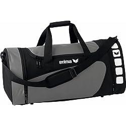 Erima Sporttasche, Granit/Schwarz, M, 49.5 Liter, 723334