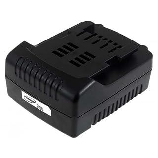 Powery Premium Akku für Metabo Bohrschrauber BS 14.4 LTX Impuls 1500mAh, Li-Ion, 14,4V