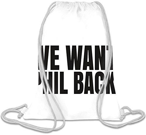 we-want-phil-back-slogan-custom-printed-drawstring-sack-100-soft-polyester-5-liter-capacity-adjustab