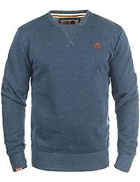 !Solid Benn O-Neck Herren Sweatshirt Pullover Pulli Mit Rundhalsausschnitt