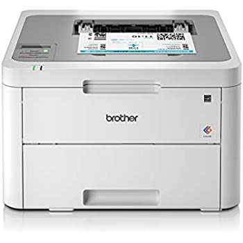 Brother HL-L3210CW - Impresora láser color (Wifi, USB 2.0, 256 MB ...