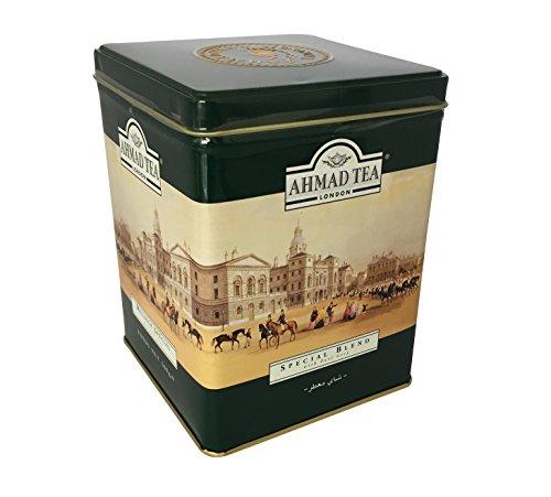 Schwarztee Mischung 500g Orientbazar24® in Special Blend in Geschenkdosen von Ahmad Tea