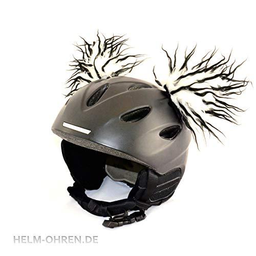 Casco de orejas para el casco de esquí