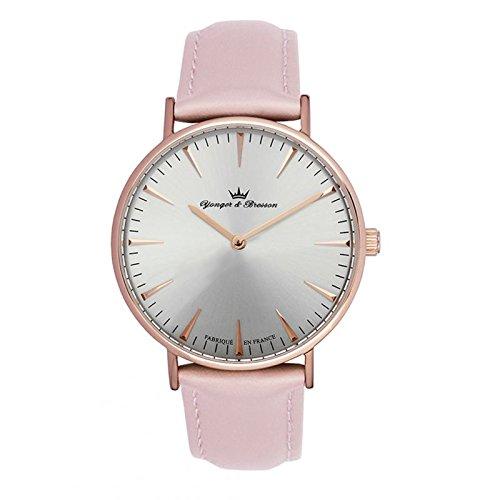 Reloj Yonger & Bresson Mujer Blanco–DCR 075/BO