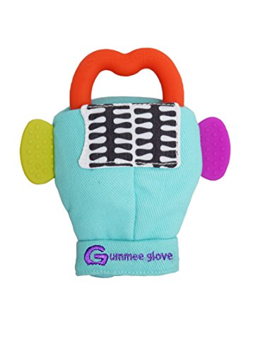 brand-new-turquoise-gummee-glove-with-red-heart-shaped-silicone-teething-ring