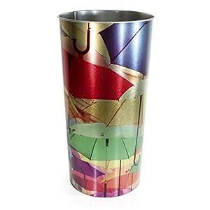 imf Paraguas Schirmständer, Metall, bunt, 23 cm