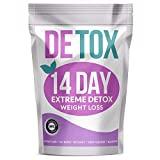Extreme Teatox 14 Day Weight Loss and Slimming Detox Tea - NO LAXATIVE
