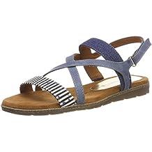 Suchergebnis auf für: tamaris sandalette navy comb