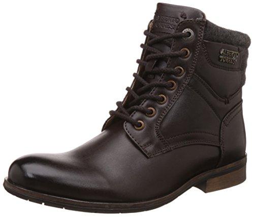 Alberto Torresi Men's Anvik Brown Boots - 8 UK/India (42...