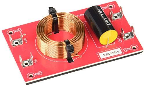 Low Pass Lautsprecher Crossover 12 dB/Oktave, 4 Ohm -