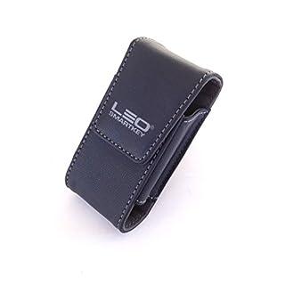 AGX Gürteltasche mit Clip in schwarz für Leo Smartkey