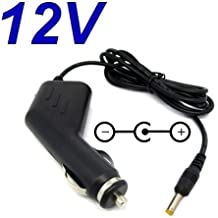 Cargador Coche Mechero 12V Reemplazo Reproductor DVD TV WOLDER FREE TWIN 7.0 Recambio Replacement