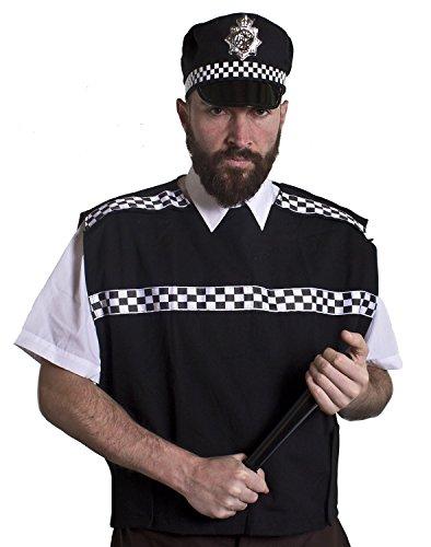 ILOVEFANCYDRESS I Love Fancy Dress ilfd4023X L Erwachsene Polizei Weste (X-Large)