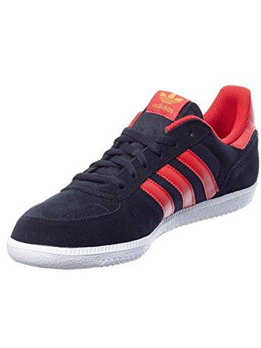 adidas Herren Leonero Skateboardschuhe Verschiedene Farben (Negbas/Escarl/Amatac)