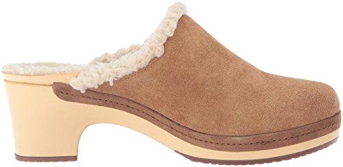 Crocs Sarah Lined Clog, Zoccoli Donna Marrone (Hazelnut)