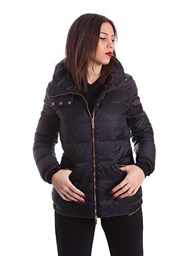 Emporio Armani Damen Mountain Down Jacket Jacke, schwarz, Klein