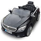 Estilo Berlina 535 negro 12V Auto Eléctrico para niños