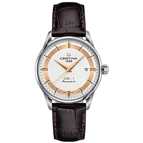 Certina Men's DS Powermatic Special Edition Automatic Watch C029.807.16.031.60