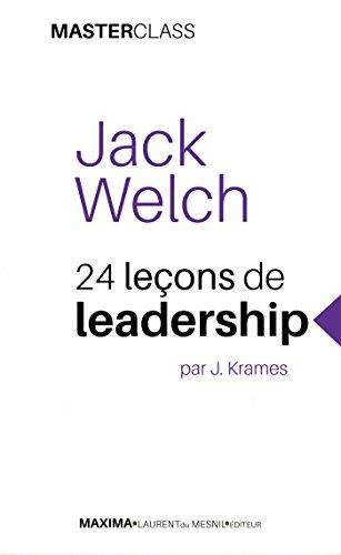 jack-welch-24-lecons-de-leadership