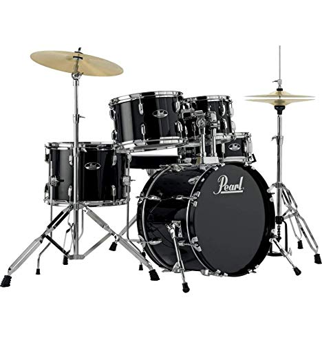 Roadshow-Pearl Junior 18 ', 5 cajas-Jet Black