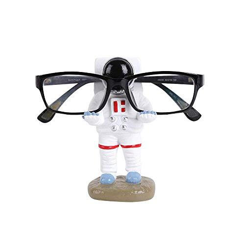 CHICOLY niedlicher Spaceman-Brillengestell, kreativer Astronautenbrillen-Rahmenständer