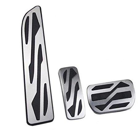 Preisvergleich Produktbild Auto Fuel Bremse Fußbett Fußstütze Pedale Abdeckplatte Für Mondeo MK5 MKV 2013-2016