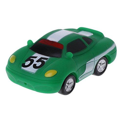 pielzeug Baby ToysColorful Auto Boot Soft Rubber Spielzeug Schwimmbad Kinder Wasser Spray für Jungen Mädchen Sicheres Material A ()