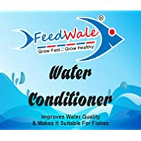 FeedWale Water Conditioner - Improves Water Quality and Makes It Suitable for Fishes