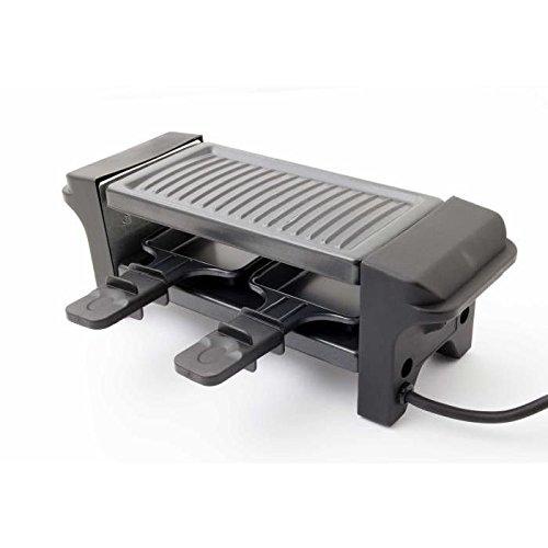 Harper Youandmev2black Raclette Et Mini Plancha Noir