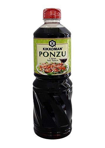 Salsa ponzu (salsa di soia e limone) - 1L