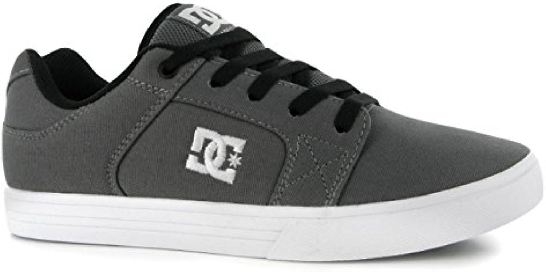 Original scarpe Dc Metodo Scarpe Scarpe Scarpe da Skate Grigio da Uomo Skate Scarpe da Ginnastica - Grigio, (UK7) (EU41) (US8)   vendita all'asta  3a502f