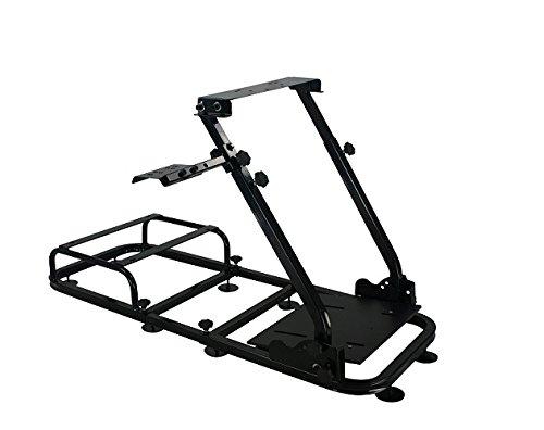 Simoni Racing SRS/PS Simulateur de Conduite Noir