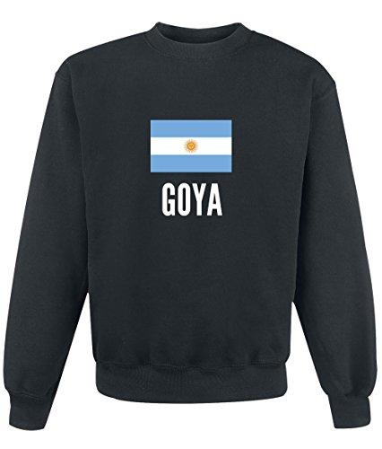 Felpa Goya city Black