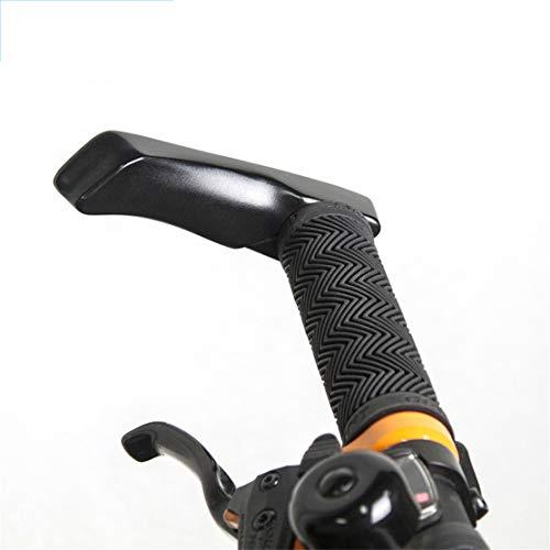 YSINFOD Fahrrad Vice Lenker 1 Paar Fahrrad Vice Lenker Grip Bar End Plug Ergonomisches Design Lenker mit Lenkerenden Halten für Mountainbike -