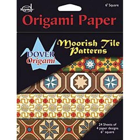 Dover Origami - Moorish Tile Patterns -