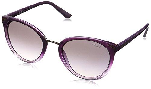 Ray-Ban Women's 0VO5230S Sunglasses, Blue (Top Gradient Violet Tr), 54