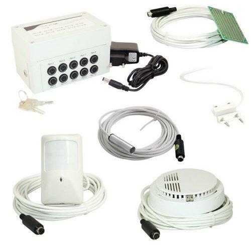Contrôleur d'alarmes pour la culture GSE SMS (Controller Kit)
