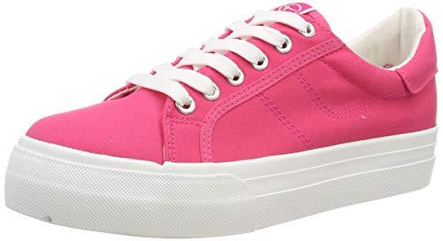 Tamaris Damen 1-1-23602-22 510 Sneaker Pink (PINK 510), 39 EU