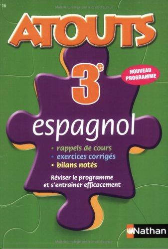 Atouts Espagnol LV2 3e
