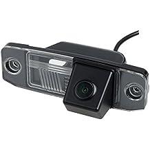 Misayaee Cámaras de visión trasera La visión nocturna cámara de visión posterior de la lente de