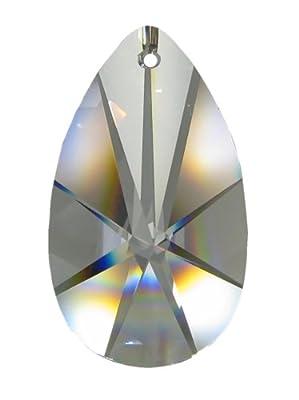 Regenbogenkristall Salzburger Sonne 76mm Crystal 30% PbO ~ Fengshui Suncatcher von AMBROS® - Kristall - Lampenhans.de