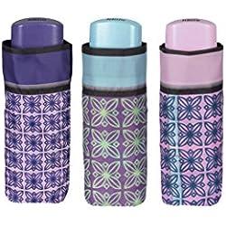Paraguas pequeño 3 diseños