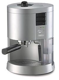 Gaggia 35008 Carezza Espresso Machine, Silver