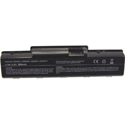 5200mAh Notebook Akku für Acer Aspire 4732 5232 5334 5516 5516G 5517 5517G 5532 5532G 5541 5732 5732Z AS09A31 AS09A41 AS09A51 AS09A61 ASO9A71 AS09A75 Gateway NV52 NV53 NV59 MS2285 Battery Batterie